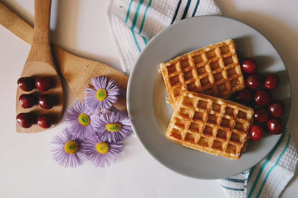 Waffle Recipe for Clean Eaters