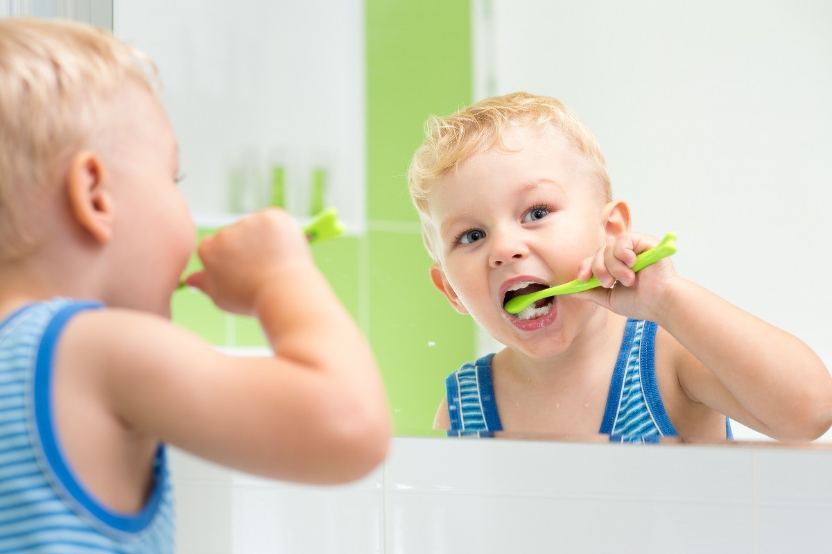 The importance of a child's dental care
